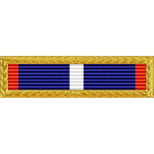 Idaho National Guard Adjutant General's Unit Citation with Small Gold Frame