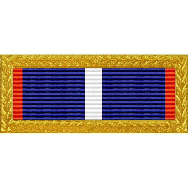 Idaho National Guard Adjutant General's Unit Citation with Large Gold Frame