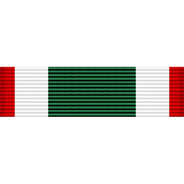 Illinois National Guard Medal of Merit Ribbon
