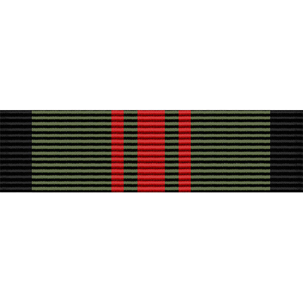 Louisiana National Guard Recruiting Ribbon