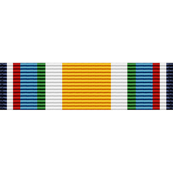Missouri National Guard Kosovo Campaign Ribbon