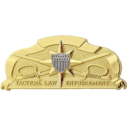 Coast Guard Tactical Law Enforcement Badge