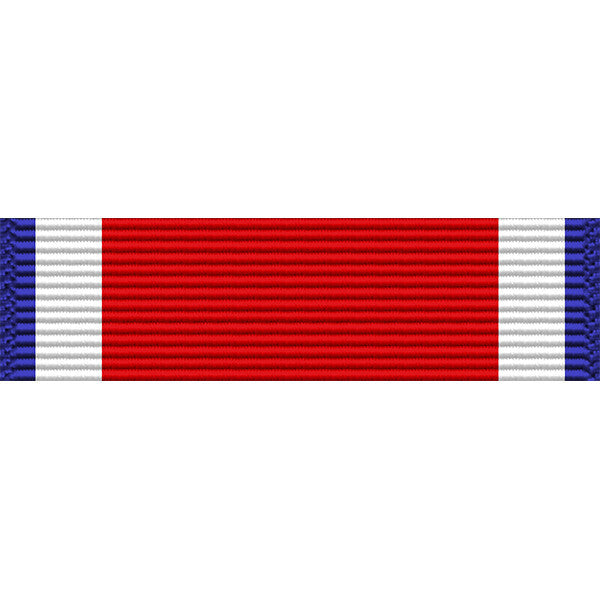 New York National Guard Conspicuous Service Cross Ribbon