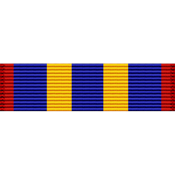 New Jersey National Guard Commendation Ribbon