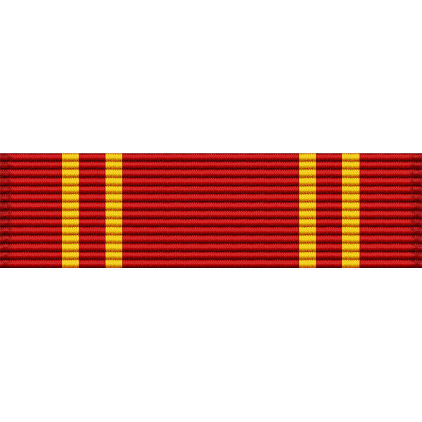 New Mexico National Guard Medal of Merit Ribbon
