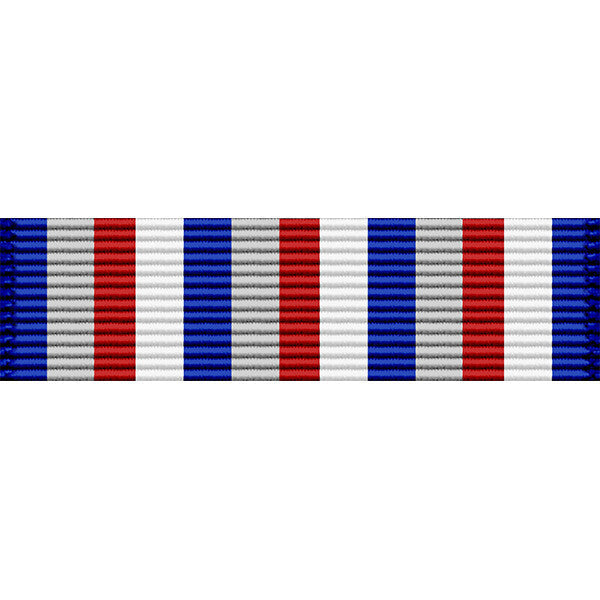 North Carolina National Guard Service Ribbon