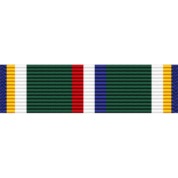 Pennsylvania National Guard Military Honors Program Ribbon