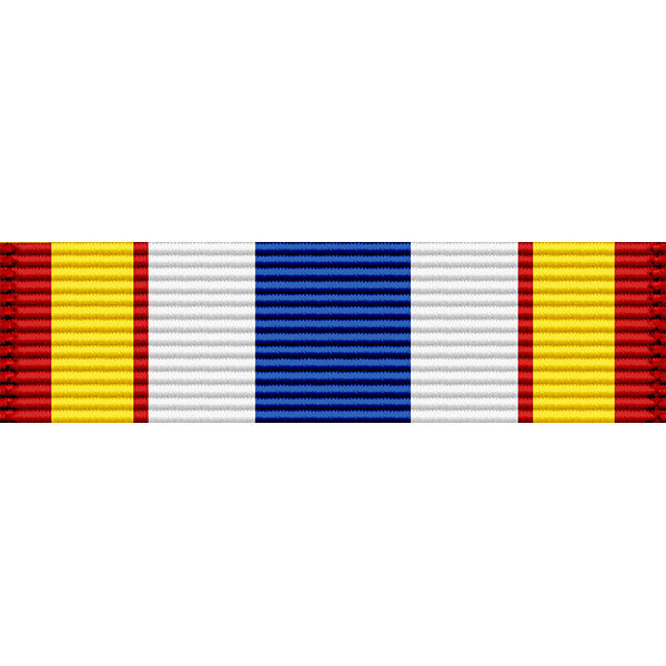 Puerto Rico National Guard Active Duty Training Ribbon