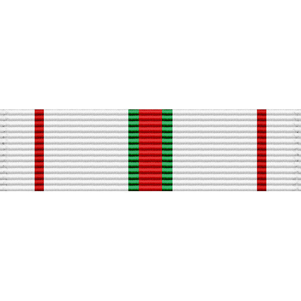 Puerto Rico National Guard Disaster Relief Ribbon