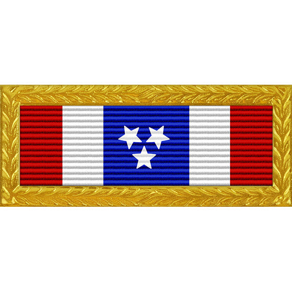 Tennessee National Guard Governor's Meritorious Unit Citation Ribbon
