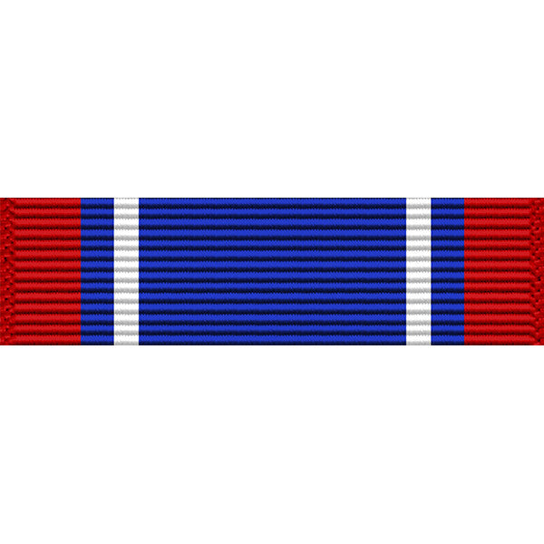 Texas National Guard Humanitarian Service Ribbon