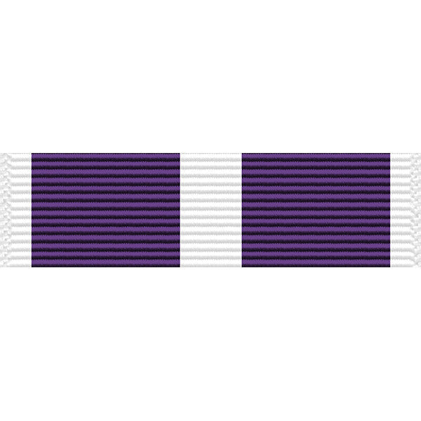 Texas National Guard Purple Heart Ribbon