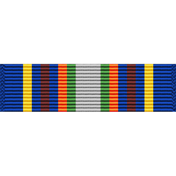 Vermont National Guard Career Service Ribbon