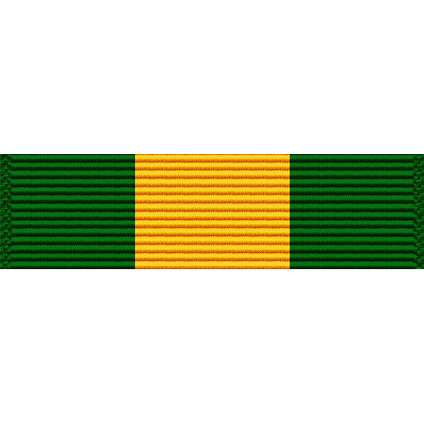 Vermont National Guard Commendation Ribbon