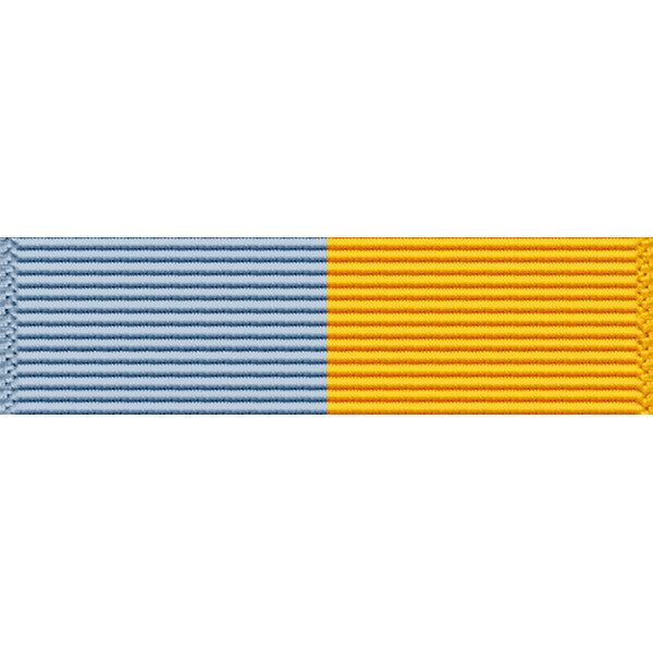 Virgin Islands National Guard Commendation Ribbon
