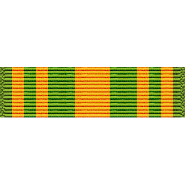 Washington National Guard Guardsman Medal Ribbon