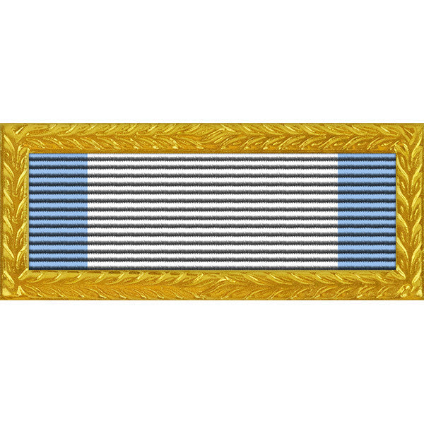 Georgia State Defense Force Unit Commander's Award with Large Gold Frame