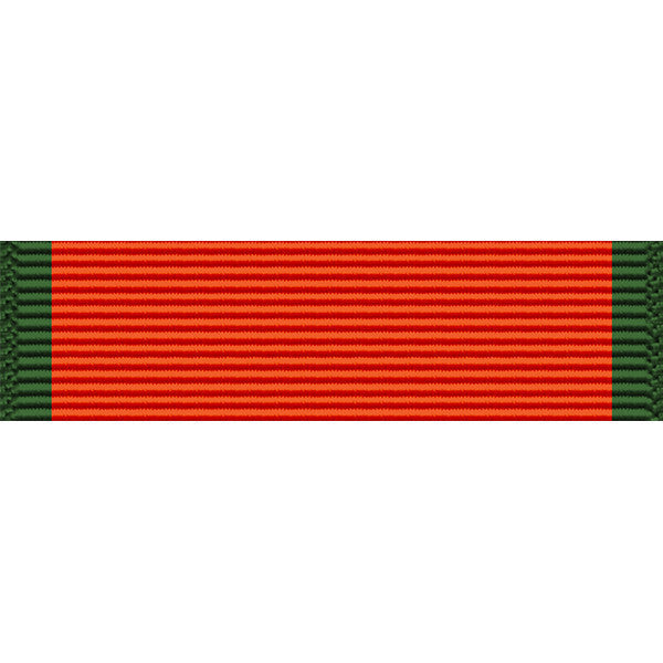 Texas State Guard Commanding General's Individual Award Ribbon