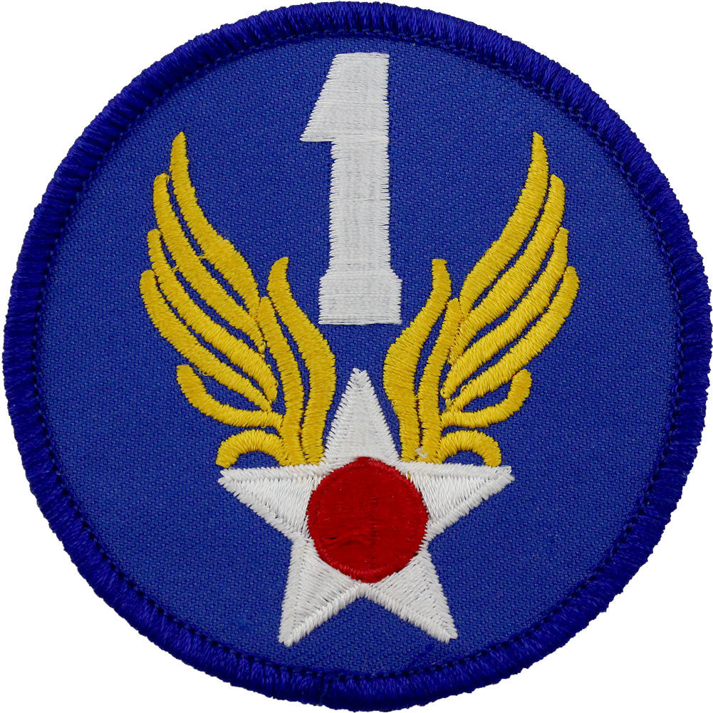 WWII Army Air Corps 1st Air Force Class A Patch