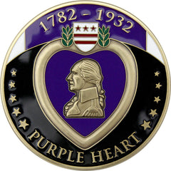 Purple Heart Coin