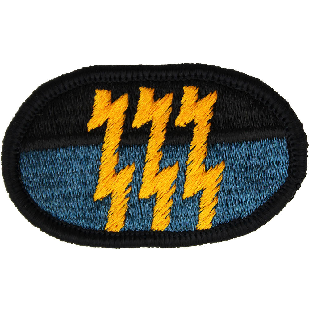 U.S. Army 12th Special Forces Group Oval Patch