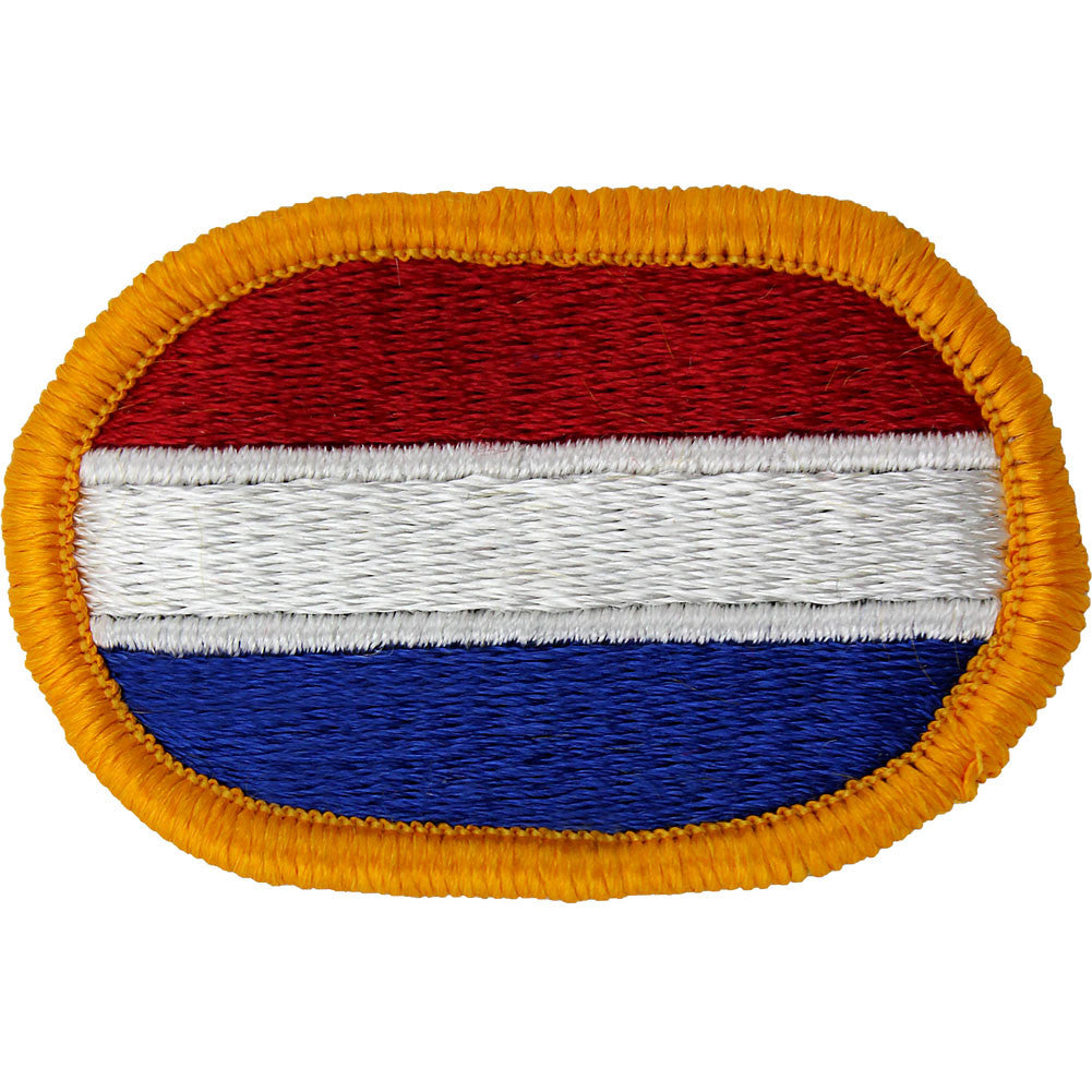 U.S. Army 20th Special Forces Group Oval Patch