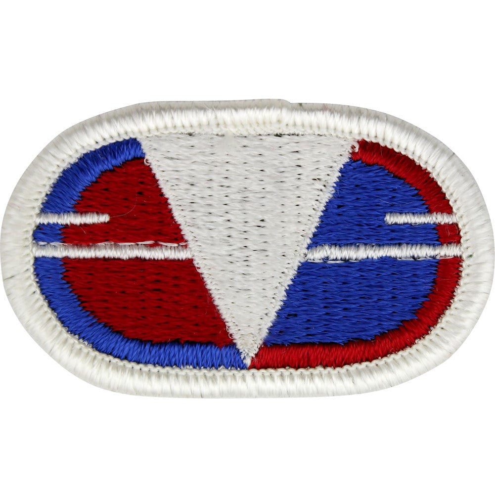 U.S. Army 37th Engineer Battalion Oval Patch