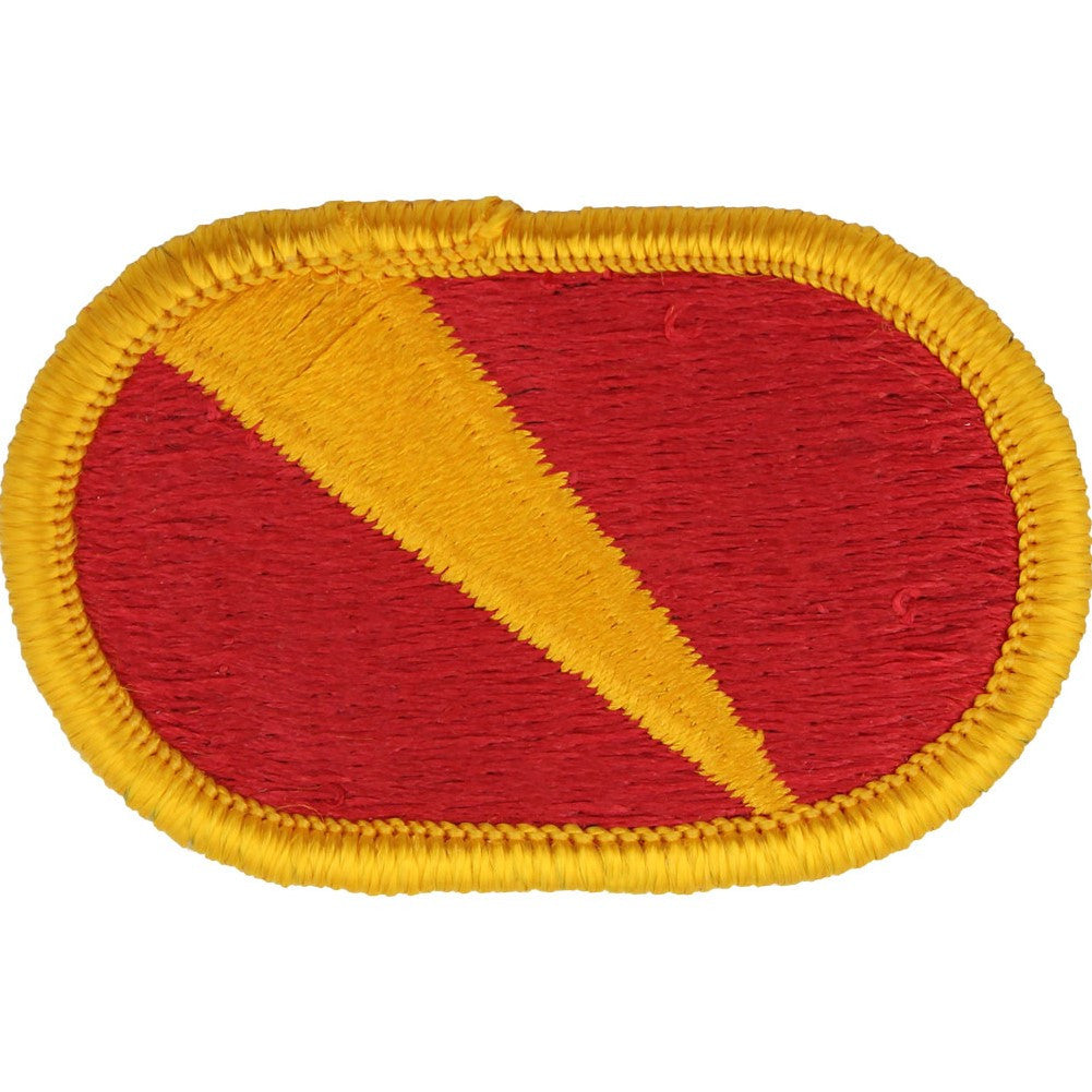 U.S. Army 44th Air Defense Artillery (ADA) 2nd Battalion Oval Patch