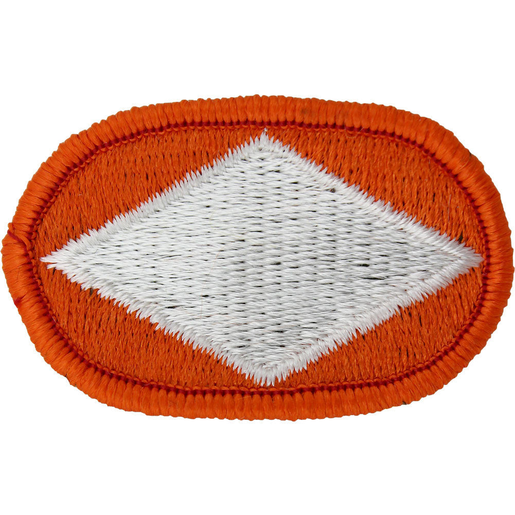 U.S. Army 50th Signal Battalion Oval Patch