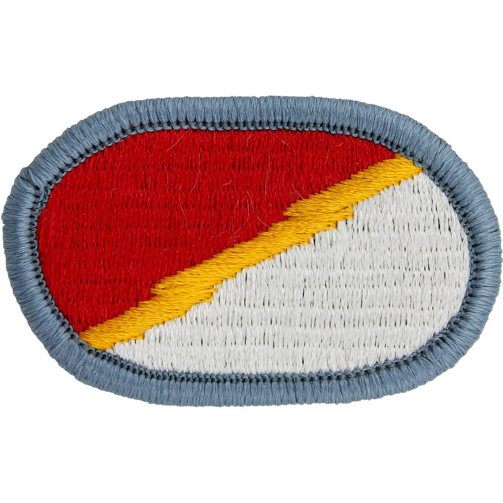 U.S. Army 61st Cavalry Regiment 1st Squadron Oval Patch