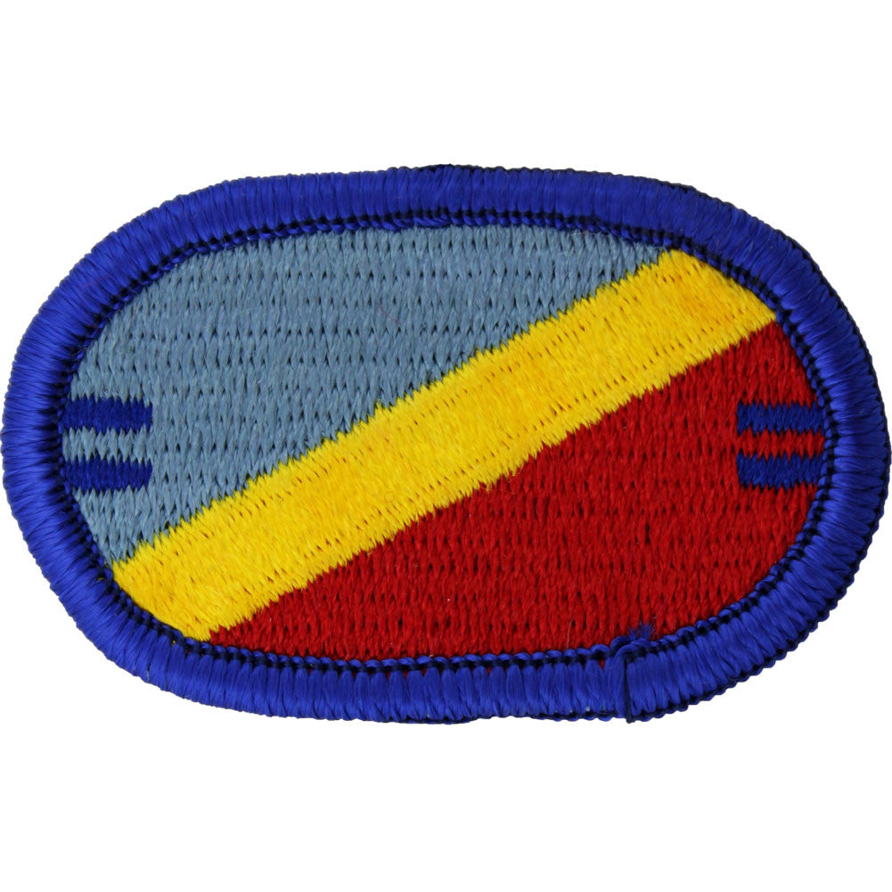 U.S. Army 82nd Aviation Regiment, 2nd Battalion Oval Patch