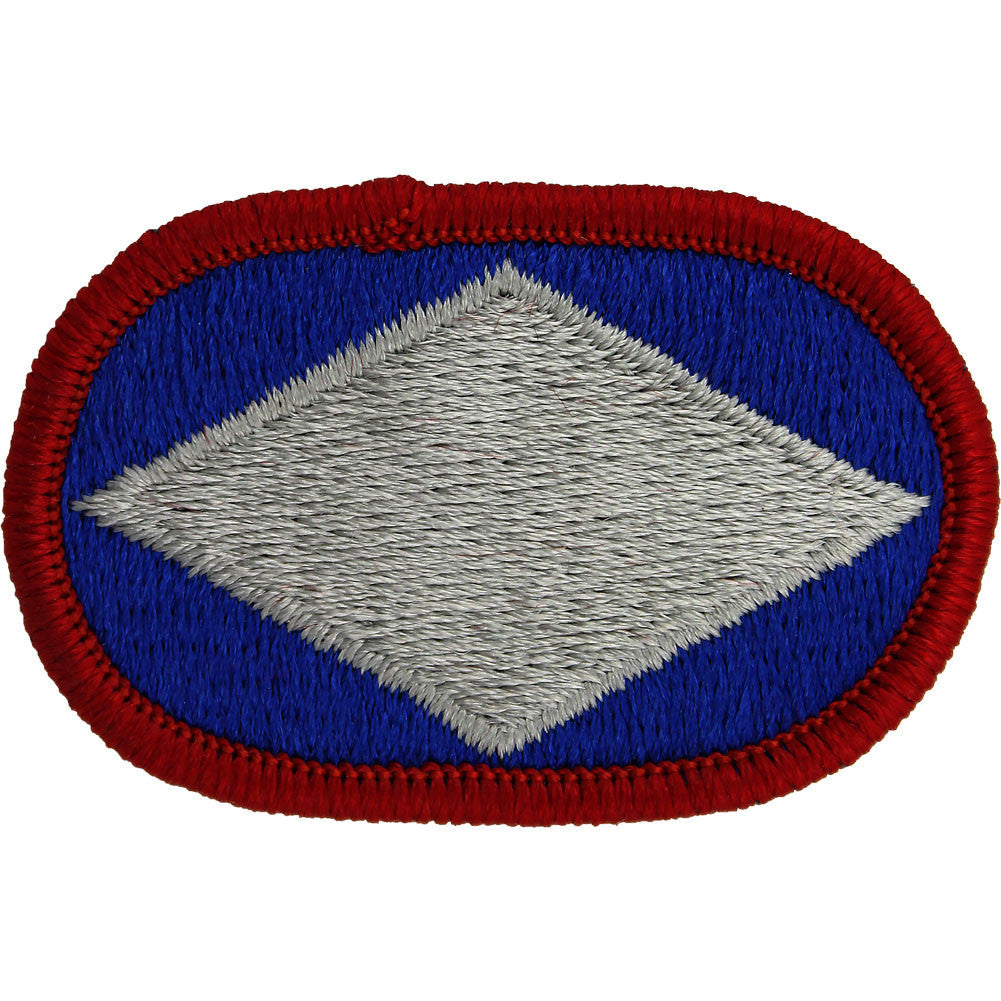 U.S. Army 82nd Finance Battalion Oval Patch