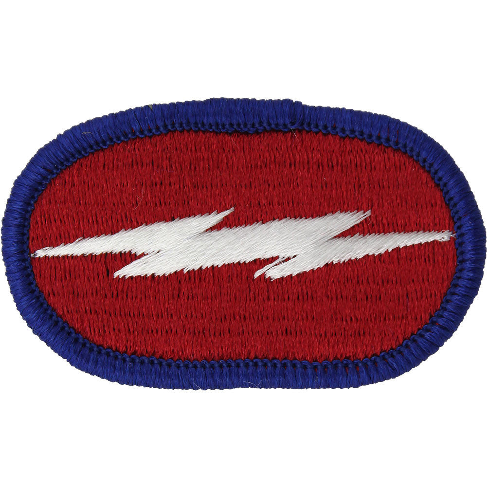 U.S. Army 82nd Airborne Division Special Troops Battalion Oval Patch