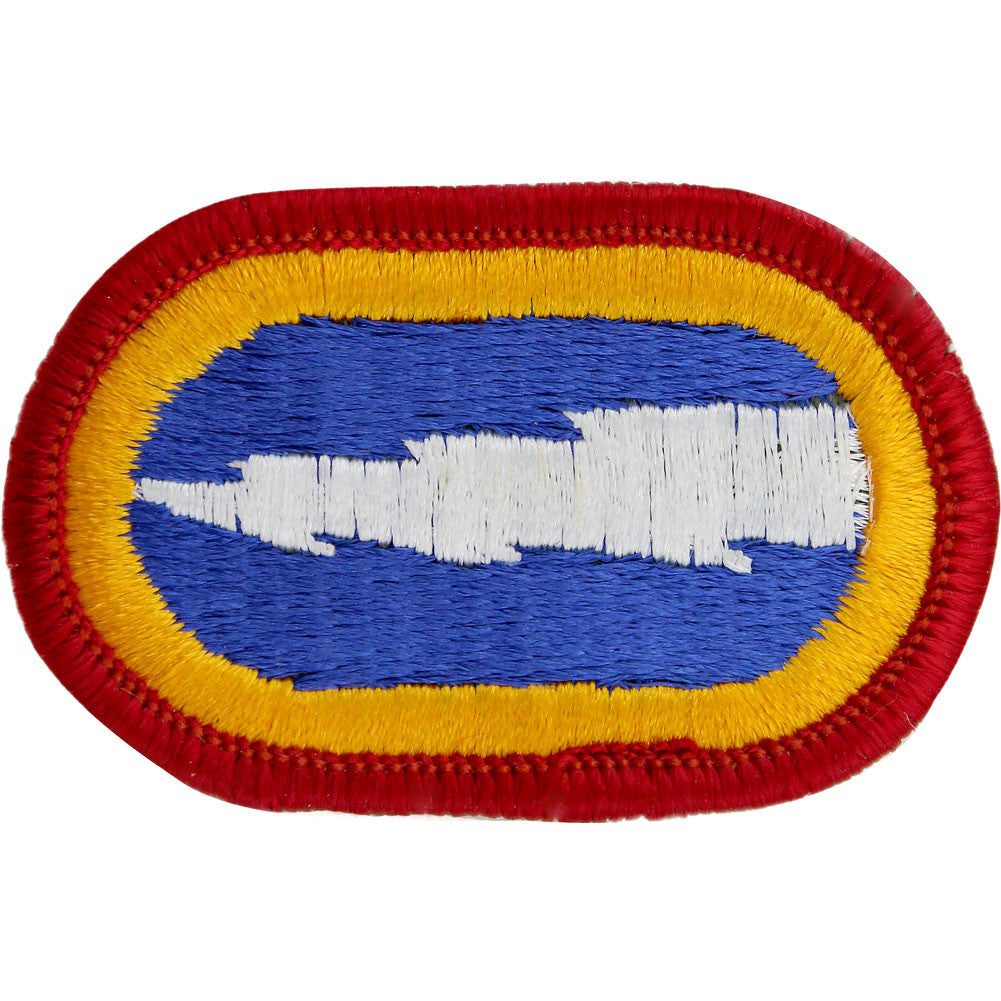 U.S. Army 101st Cavalry 1st Squadron LRSD Oval Patch
