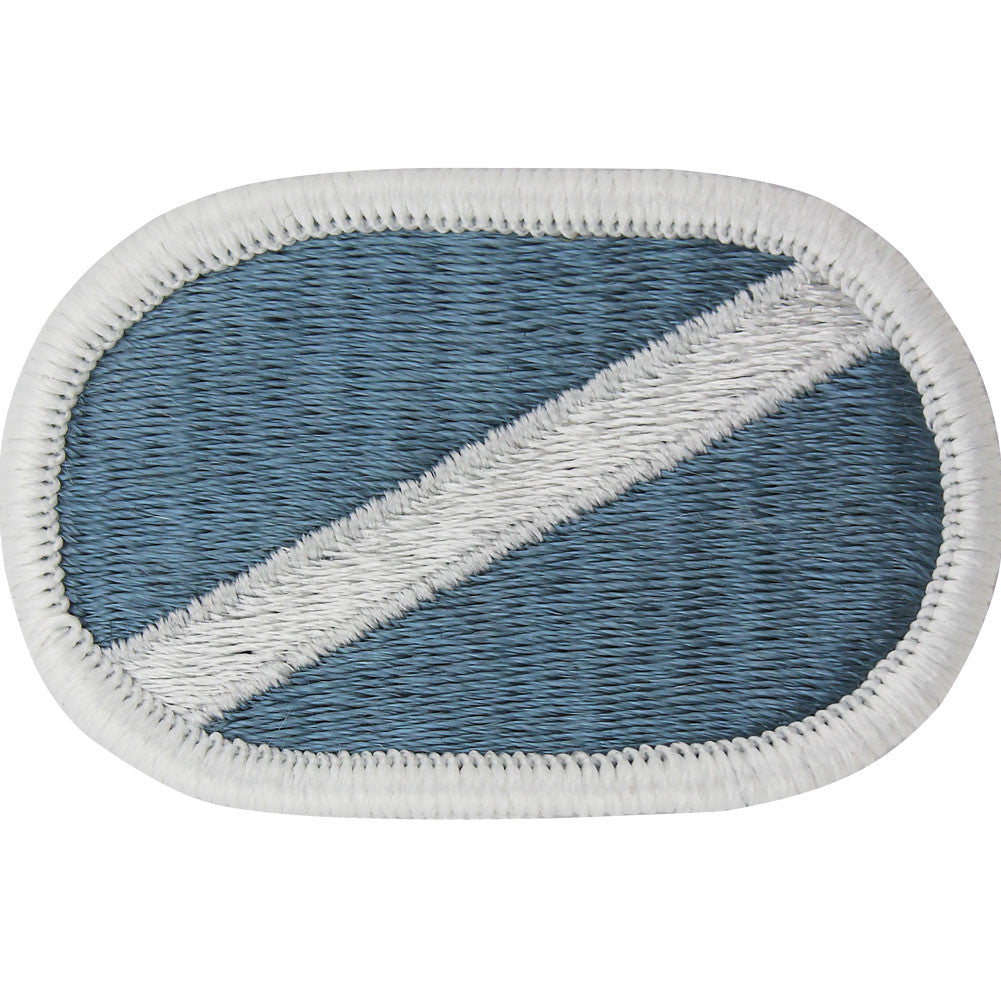 U.S. Army 151st Infantry Detachment LRS 38th Infanty Division Oval Patch