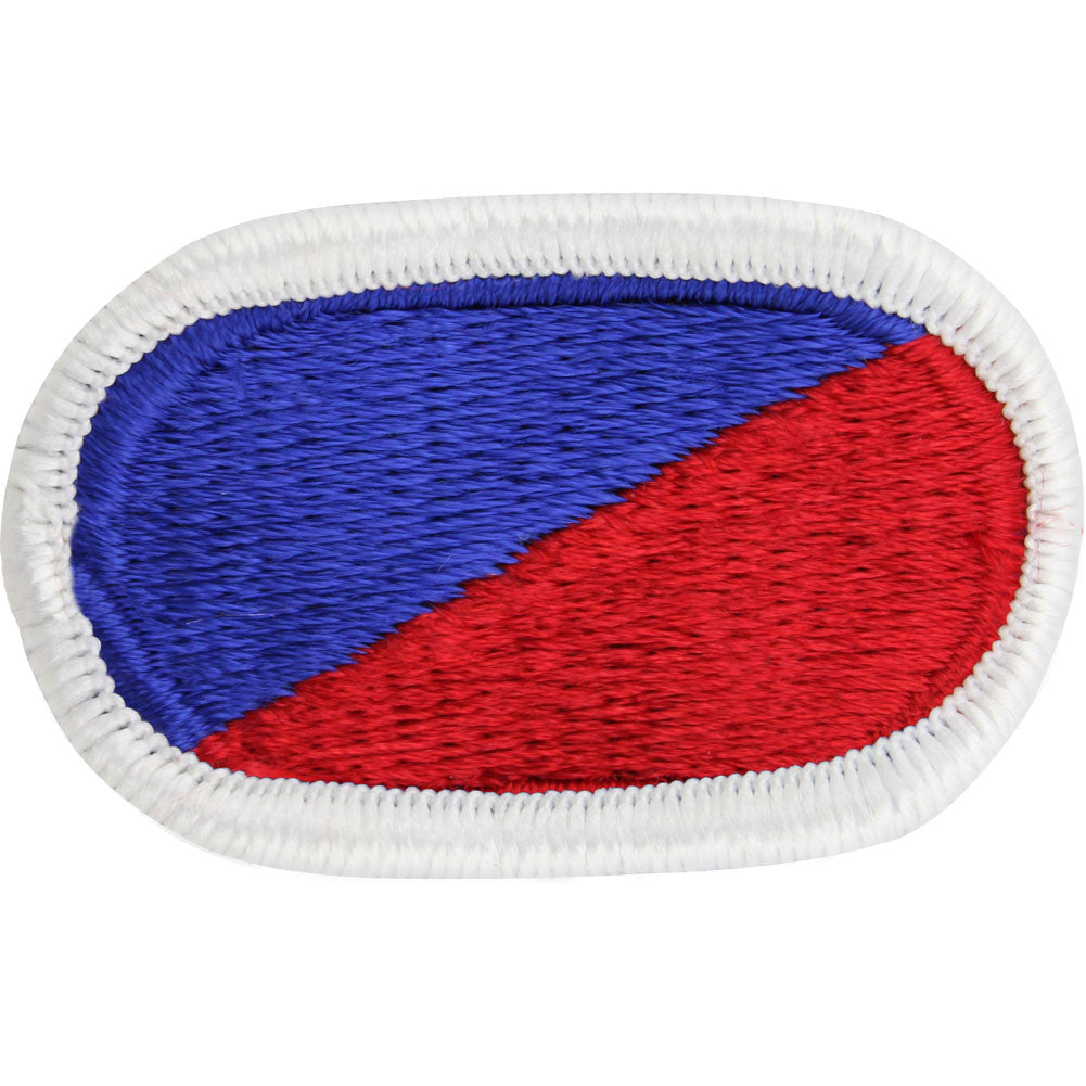 U.S. Army 173rd Airborne Brigade Combat Team Oval Patch
