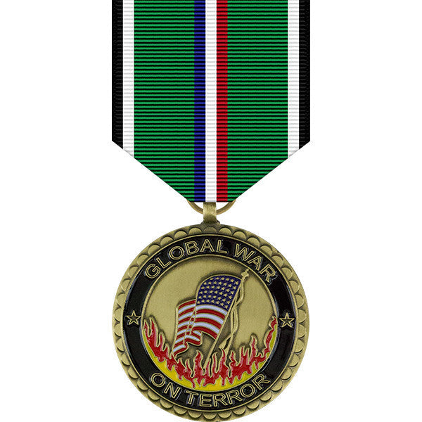 Global War on Terrorism Commemorative Medal