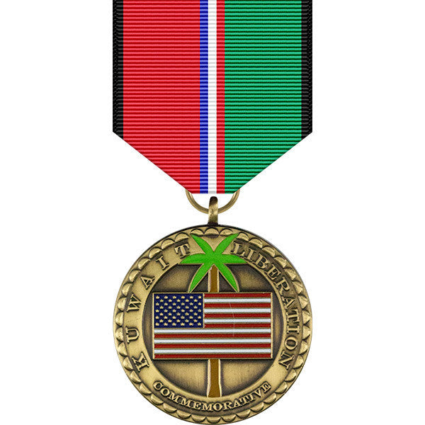 Kuwait Liberation Commemorative Medal
