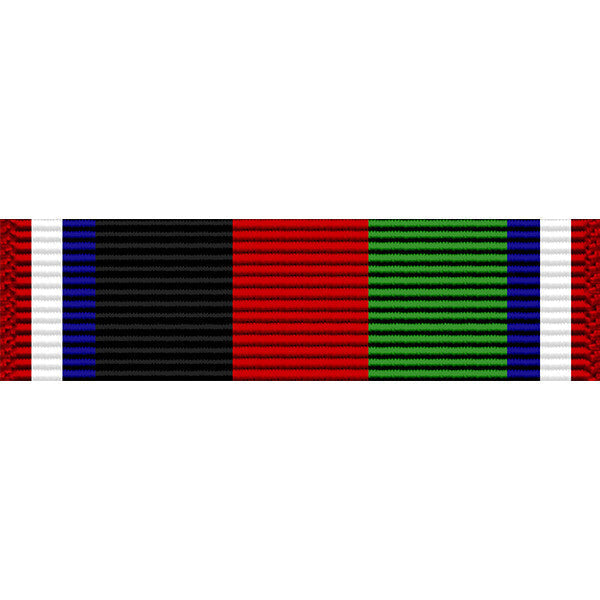 Afghanistan Commemorative Ribbon
