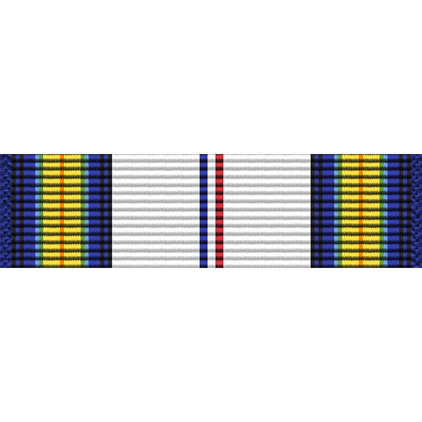 World War II 60th Anniversary Commemorative Ribbon