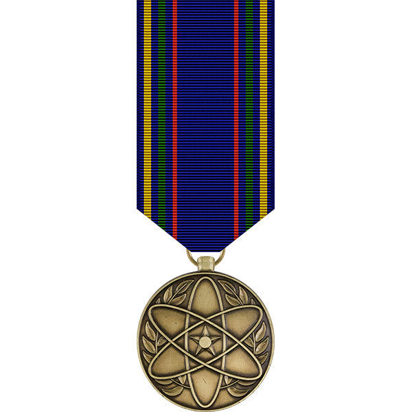 Air Force Nuclear Deterrence Operations Miniature Medal