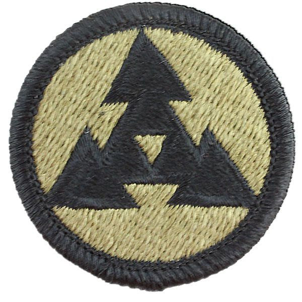 3rd Expeditionary Sustainment Command MultiCam (OCP) Patch