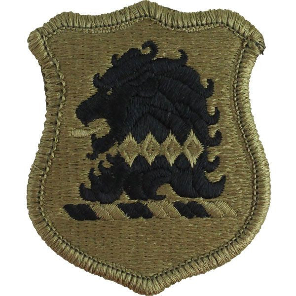 New Jersey National Guard MultiCam (OCP) Patch