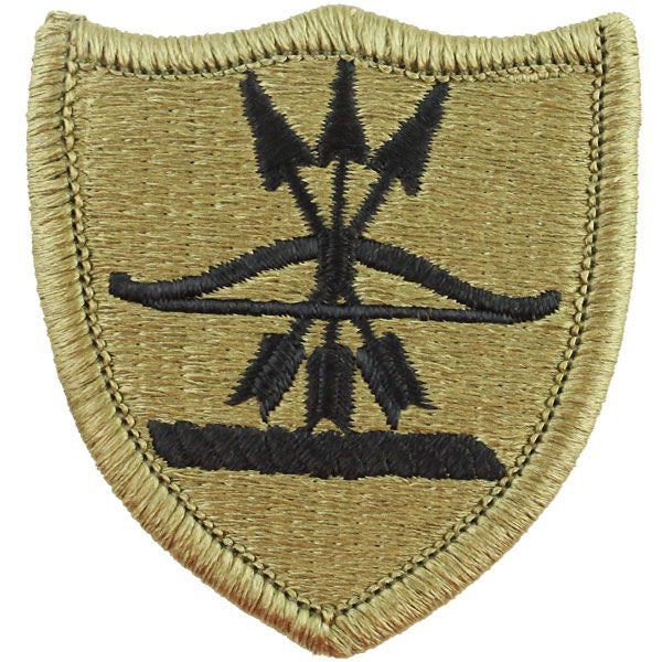 North Dakota National Guard MultiCam (OCP) Patch