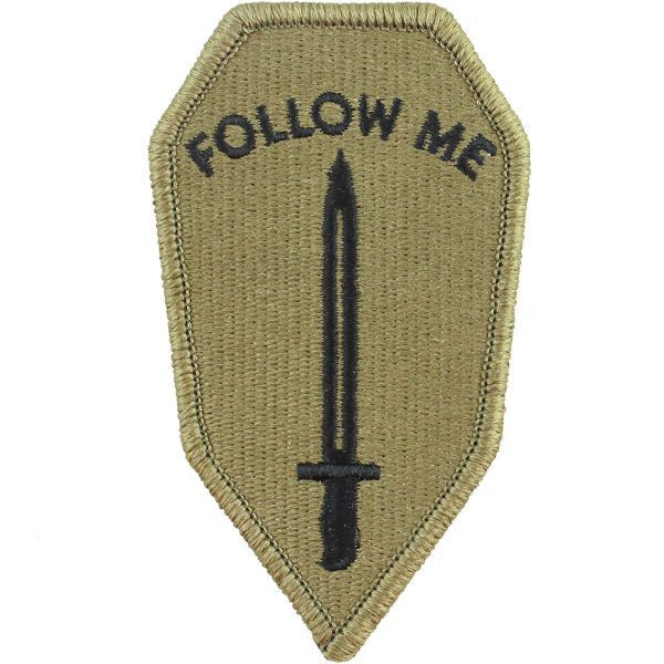 Infantry Training School MultiCam (OCP) Patch