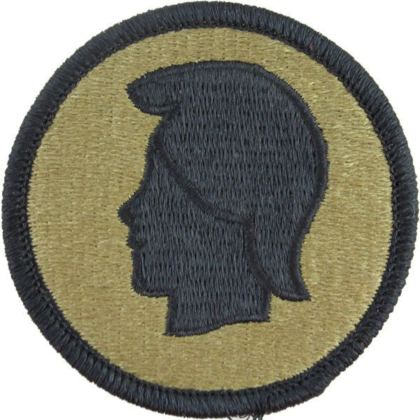 Hawaii National Guard MultiCam (OCP) Patch
