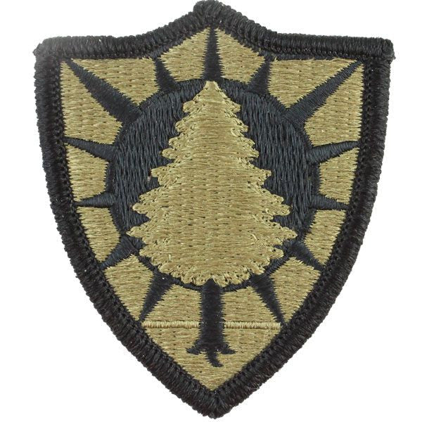Maine National Guard MultiCam (OCP) Patch