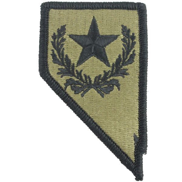 Nevada National Guard MultiCam (OCP) Patch