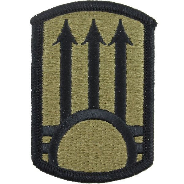 111th Sustainment Brigade MultiCam (OCP) Patch