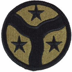 278th ACR (Armored Cavalry Regiment) MultiCam (OCP) Patch